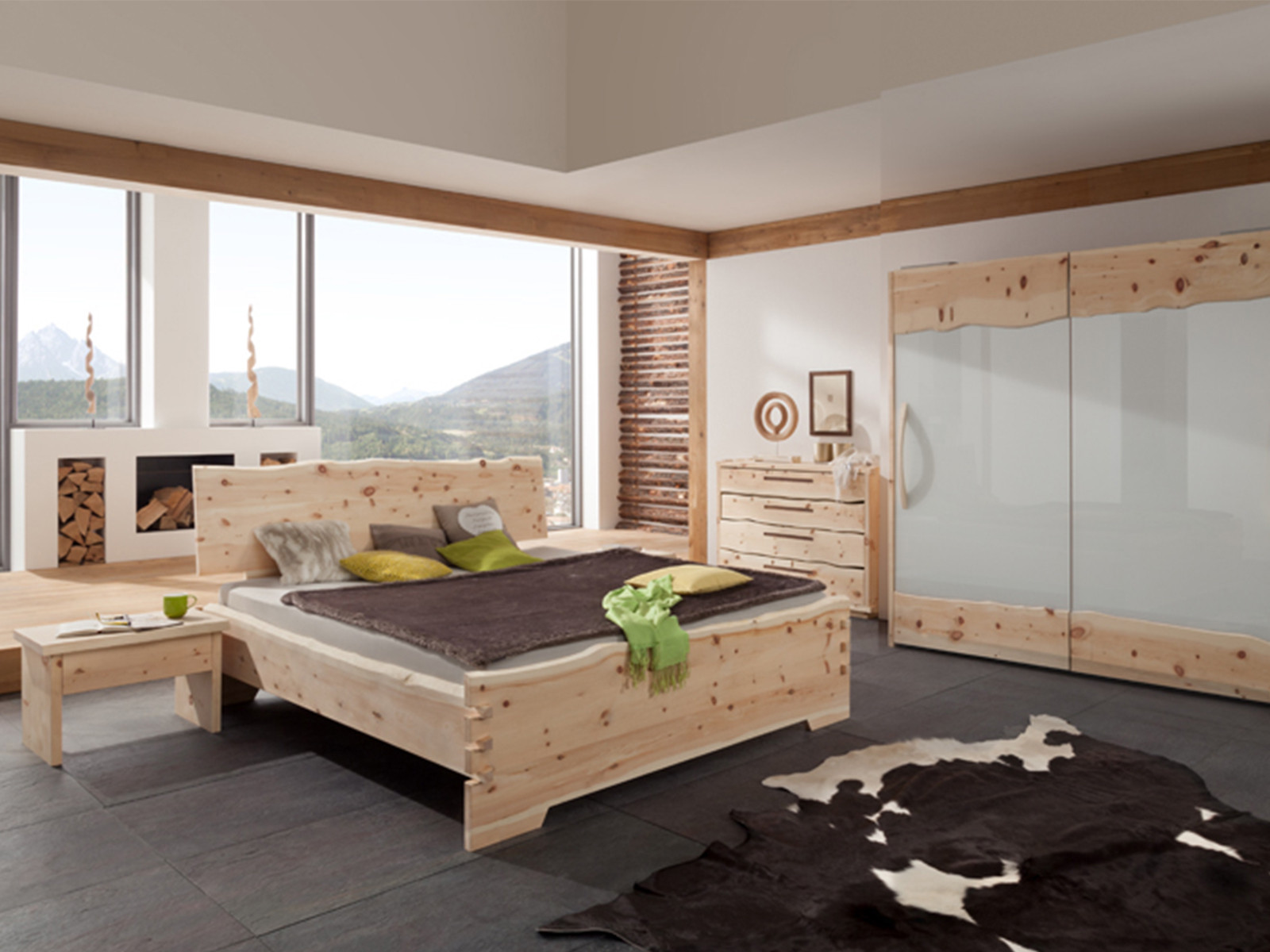 schlafzimmer farbgestaltung bilder. Black Bedroom Furniture Sets. Home Design Ideas