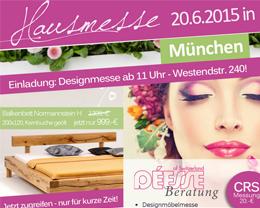 Naturholz | Naturkosmetik und Gesunder Schlaf - 20.6. Hausmesse feat. DEESE Schweiz