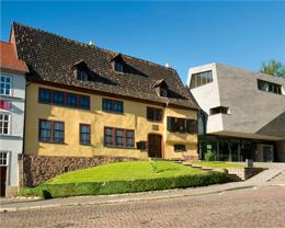 Das Bachhaus in Eisenach
