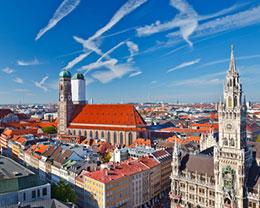 München ist Kultur- und Wirtschaftszentrum