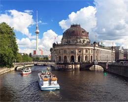 Die Museumsinsel von Berlin