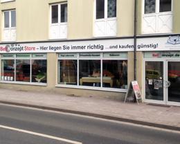 Massivholzbetten von Bettkonzept auch in Eisenach