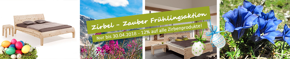 Zirbe & Kräuter