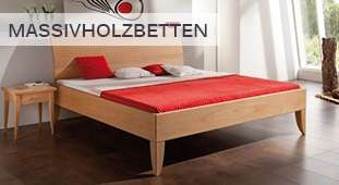 massivholzbetten metallfreie betten g nstig vom. Black Bedroom Furniture Sets. Home Design Ideas