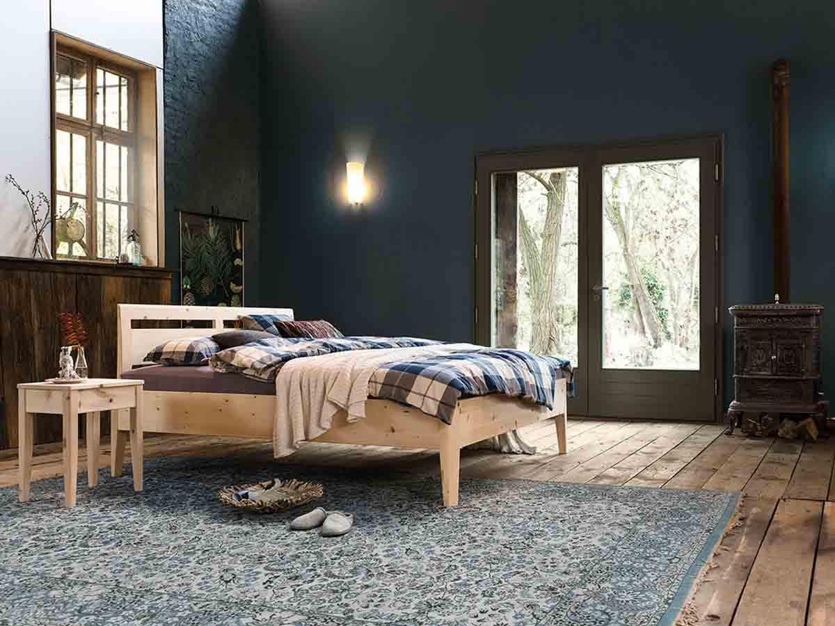 Dormiente Zirbenholzbett Kalmera Ambiente