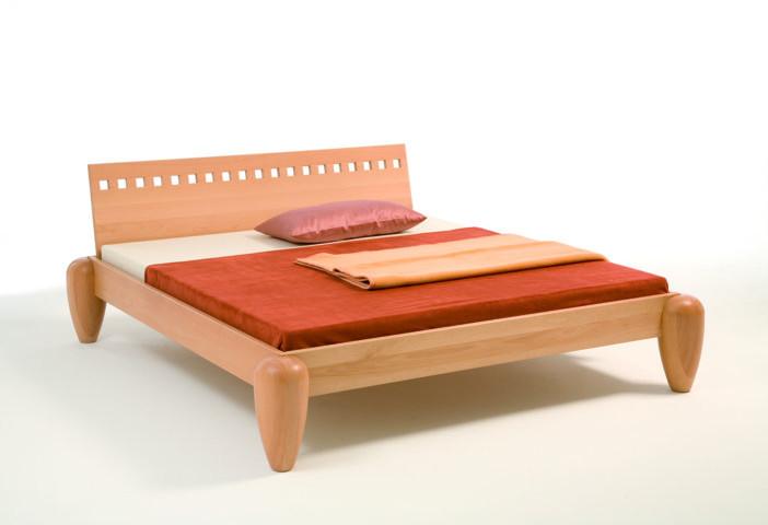 Feng Shui Bett Drop - Konzept, Direktverkauf metallfreier Feng Shui Betten