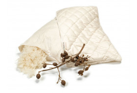 Schafschur - Wollkugel - Kissen