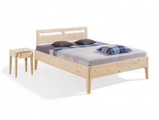 Dormiente Zirbenholzbett Kalmera