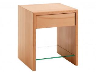 Nachttisch_B-Form_Klarglas_freisteller