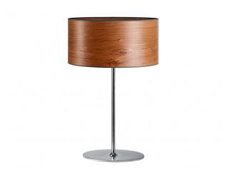 Arboreus 2 Tischlampe | Holz Furnier Eiche