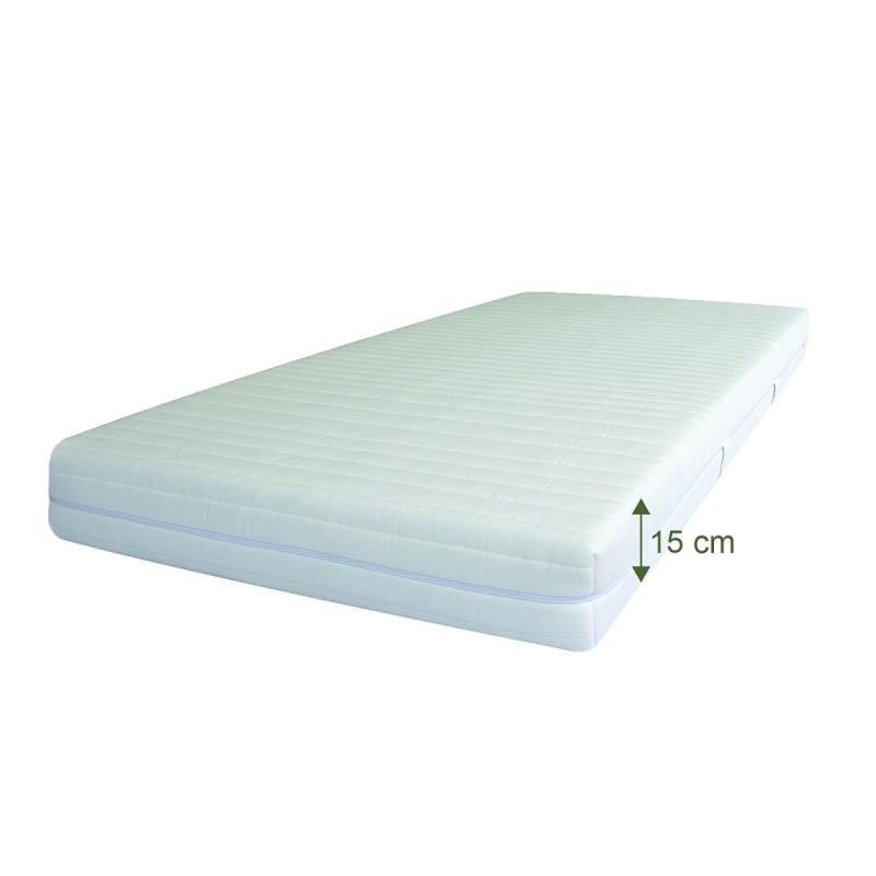 Naturlatexmatratze Sleep Well 15 200 x 180 cm, 2, TENCEL® wash