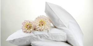 Bild: Kissen mit Blumen