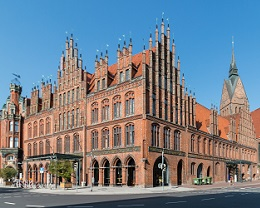 Das alte Rathaus in Hannover