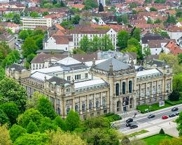 Das Niedersächsische Landesmuseum in Hannover