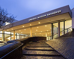Das Sprengel Museum in Hannover