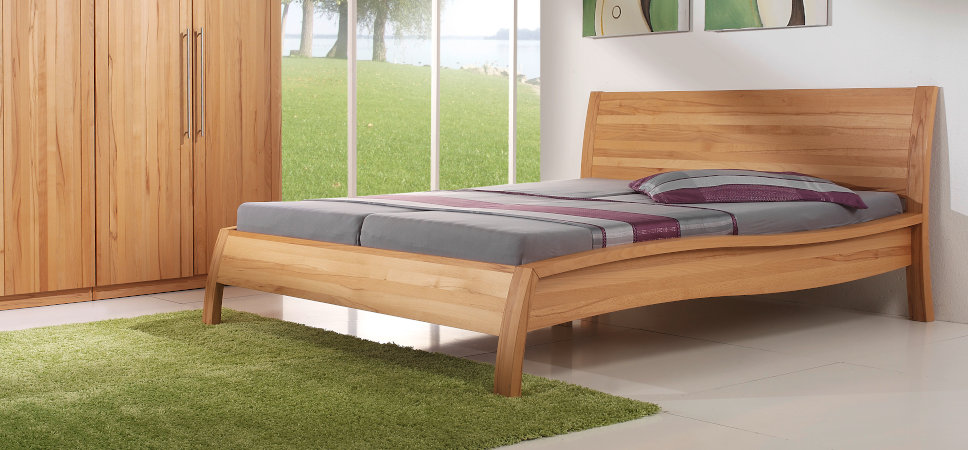 Designer Betten In Massivholz Große Auswahl Top Preise
