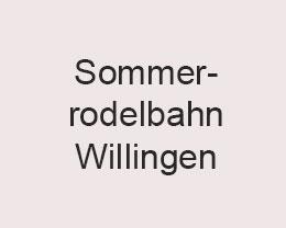 Sommerrodelbahn Willingen