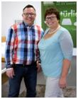 Frau Wilke und Herr Dornbusch