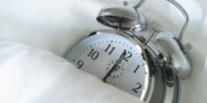 Bild: Tipps zur Schlafhygiene