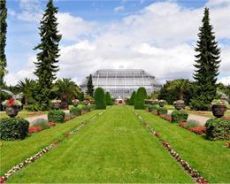 Der Botanische Garten in Berlin