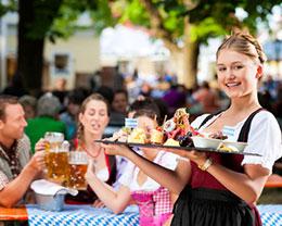 Das Münchener Oktoberfest