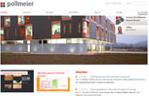 Website Screenshot Pollmeier