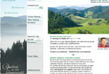 Website Screenshot ELZA