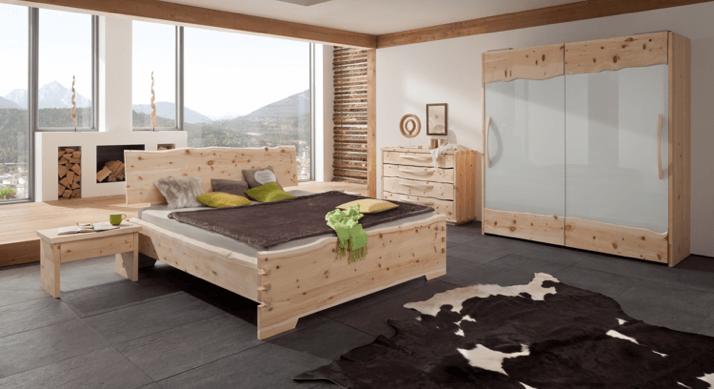 Massivholzbetten, metallfreie Betten günstig vom Hersteller und ...