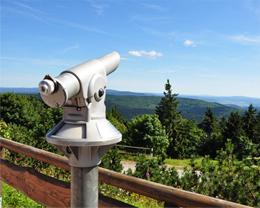 Eisenach ist das grüne Herz Deutschlands